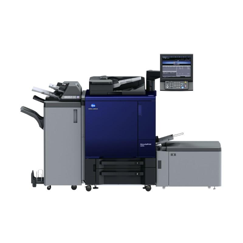 Produkční tiskové zařízení Konica Minolta AccurioPrint C3070