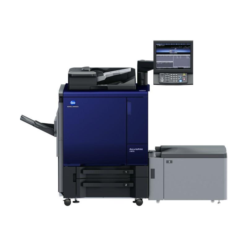 Produkční tiskové zařízení Konica Minolta AccurioPrint C3070L