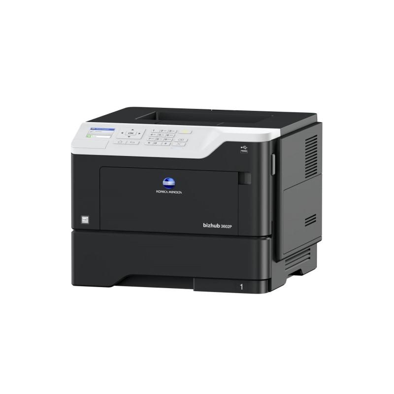 Černobílá laserová tiskárna Konica Minolta bizhub 3602P