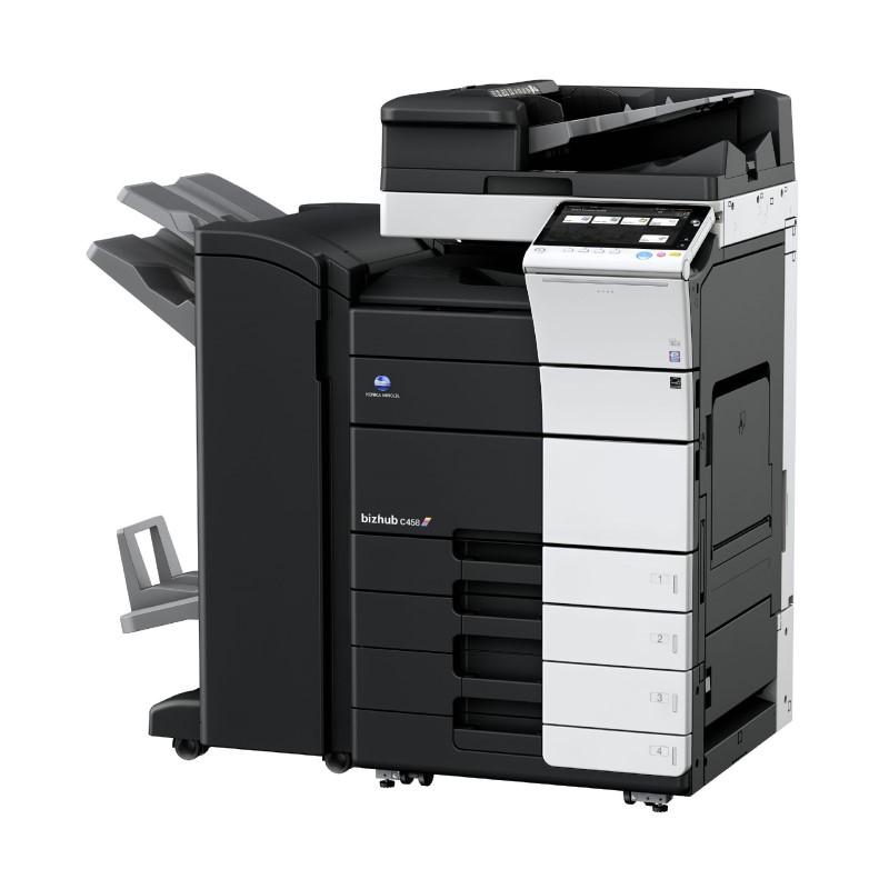Barevné multifunkční zařízení Konica Minolta bizhub C458