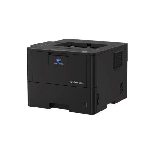 Černobílá laserová tiskárna Konica Minolta bizhub 5000i